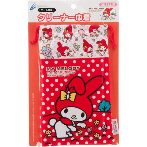 Image for My Melody Pouch for 3DS LL (Red)