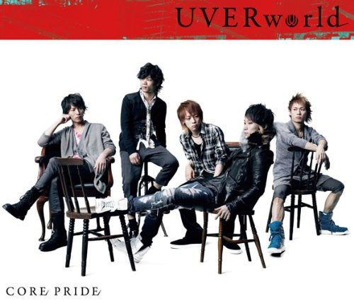 Image 1 for CORE PRIDE / UVERworld