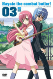 Thumbnail 1 for Hayate no Gotoku! 03 [Limited Edition]
