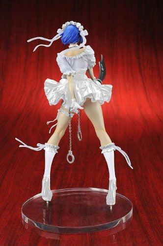 Image 3 for Ikki Tousen - Ryomou Shimei - 1/6 - Pearl White Maid ver. (Aizu Project)