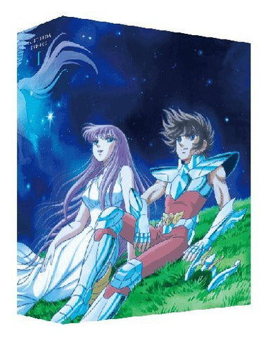 Image for Saint Seiya Dvd Box 1