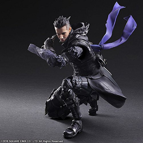 Image 4 for Kingsglaive: Final Fantasy XV - Nyx Ulric - Play Arts Kai (Square Enix)