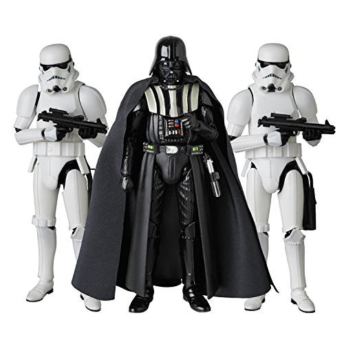 Image 7 for Star Wars - Stormtrooper - Mafex #10 (Medicom Toy)