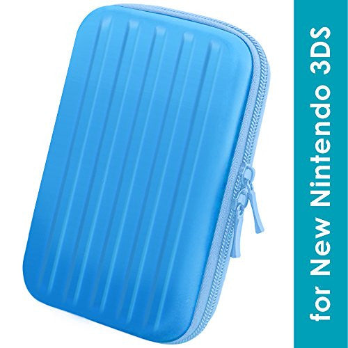 Image 2 for Trunk Case for New 3DS (Blue)