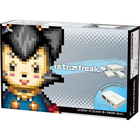 Retro Freak Premium (incl. Retro Controller Adapter)