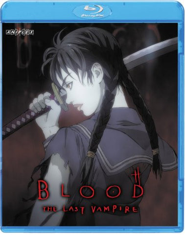 Image for Blood The Last Vampire