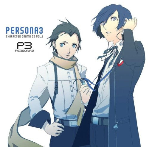 Image 1 for PERSONA3 CHARACTER DRAMA CD VOL.1