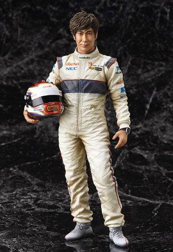 Image 2 for Formula 1 - Kobayashi Kamui - 1/8 (Good Smile Company)