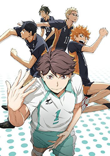 Image 2 for Haikyu Vol.2 [Blu-ray+CD]