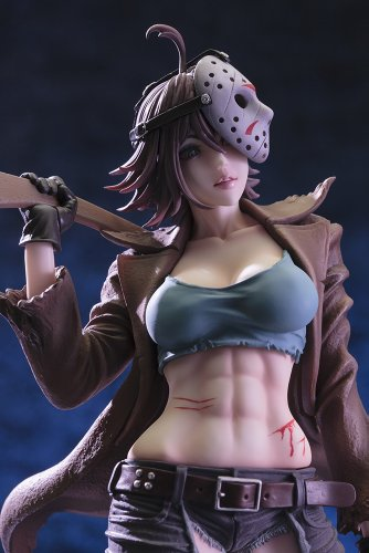 Image 11 for Friday the 13th - Jason Voorhees - Bishoujo Statue - Movie x Bishoujo - 1/7 (Kotobukiya)