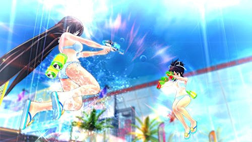 Image 5 for Senran Kagura Peach Beach Splash [Limited Nyuu Nyuu 5th Anniversay DX Pack]