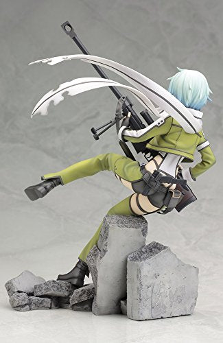 Image 3 for Sword Art Online II - Sinon - 1/8 - Phantom Bullet (Kotobukiya)