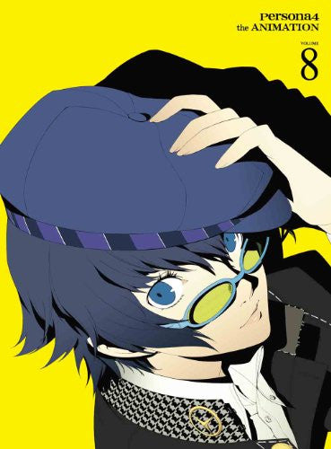 Image 1 for Persona 4 8 [DVD+CD Limited Edition]
