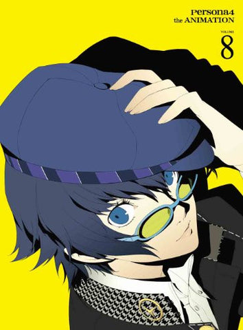 Image for Persona 4 8 [Blu-ray+CD Limited Edition]