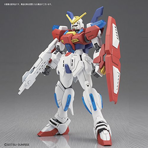 Gundam Build Fighters GM no Gyakushuu - SB-011 Star Burning Gundam - HGBF - 1/144 (Bandai)