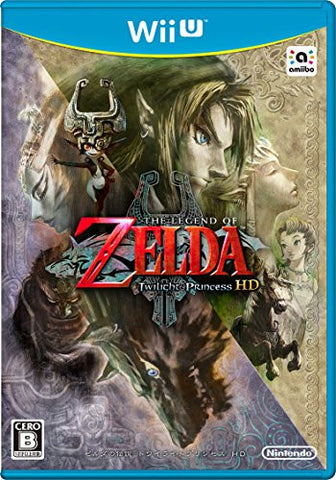 Image for The Legend of Zelda: Twilight Princess HD