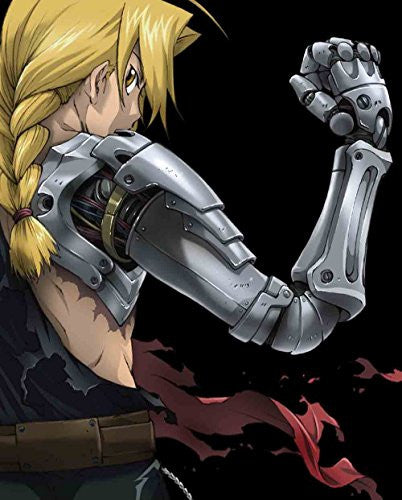 Image 2 for Fullmetal Alchemist Blu-Ray Disc Box [Limited Edition]