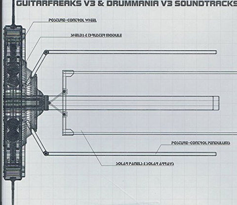 Image for GuitarFreaksV5 and DrumManiaV5 Rock to infinity original soundtracks
