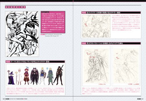 Image 4 for Comic Illustration Guidance : Famous Manga Artist Artwork Collection Book