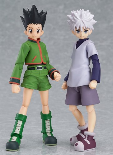 Image 6 for Hunter x Hunter - Killua Zoldyck - Figma #182 (Max Factory)