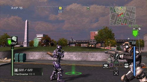 Image 3 for Earth Defense Force: Insect Armageddon [PlayStation3 the Best Version]