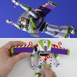 Thumbnail 7 for Toy Story - Buzz Lightyear - Revoltech - Revoltech SFX #011 (Kaiyodo)