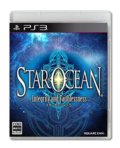Image for Star Ocean 5: Integrity and Faithlessness