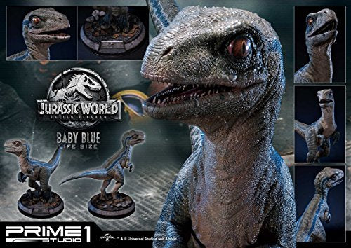 Jurassic World: Fallen Kingdom - Blue - Legacy Museum Collection LMCJW2-02 - 1/1 - Baby (Prime 1 Studio)
