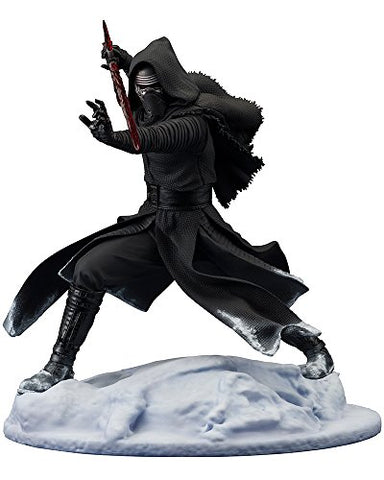 Image for Star Wars: The Force Awakens - Kylo Ren - ARTFX Statue - 1/7 (Kotobukiya)