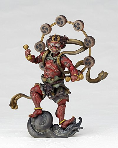 Image 7 for KT Project KT-EX05 - Revoltech - Raijin - Red (Kaiyodo)