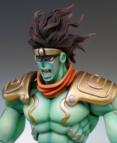 Image 4 for Jojo no Kimyou na Bouken - Stardust Crusaders - Star Platinum - Super Action Statue #1 (Medicos Entertainment)