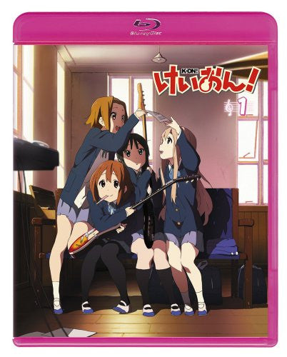 Image 1 for K-ON! 1 [Limited Edition]