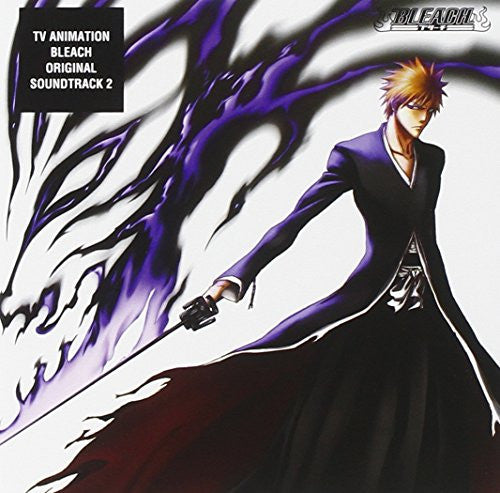 Image 1 for TV Animation BLEACH Original Soundtrack 2