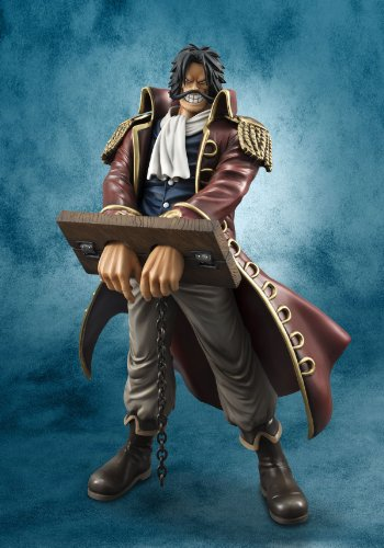 Image 7 for One Piece - Gol D. Roger - Excellent Model - Portrait Of Pirates DX - 1/8 (MegaHouse)