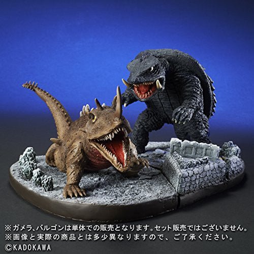 Image 2 for Gamera vs. Barugon - Gamera - Coin Bank - DefoReal Series (X-Plus)