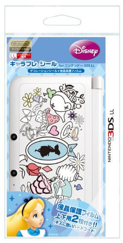 Image for Chara Pure Seal for 3DS LL (Alice)