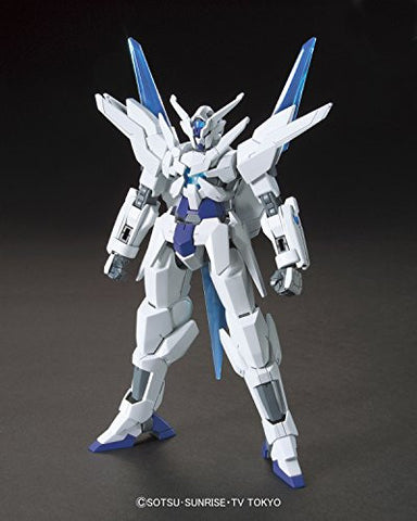 Image for Gundam Build Fighters Try - GN-9999 Transient Gundam - HGBF #034 - 1/144 (Bandai)