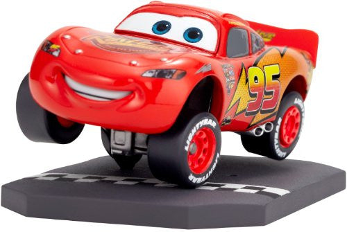 Image 1 for Cars - Lightning McQueen - Revoltech - Revoltech Pixar Figure Collection - 3 (Kaiyodo Pixar The Walt Disney Company)