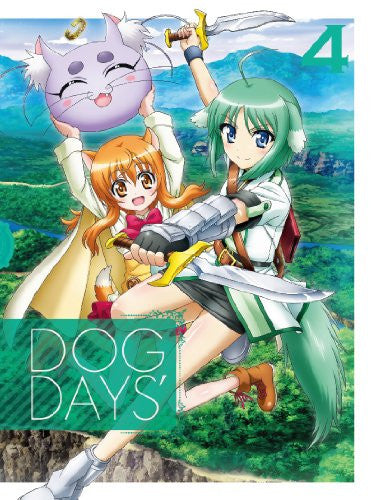 Image 1 for Dog Days' 4 [Blu-ray+CD Limited Edition]