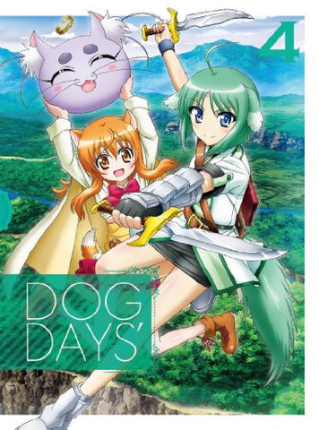 Image for Dog Days' 4 [Blu-ray+CD Limited Edition]