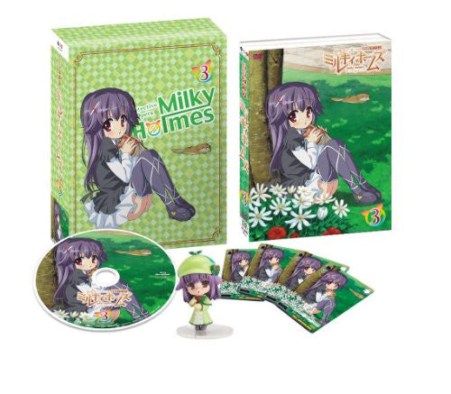 Image 1 for Tantei Opera Milky Holmes Vol.3
