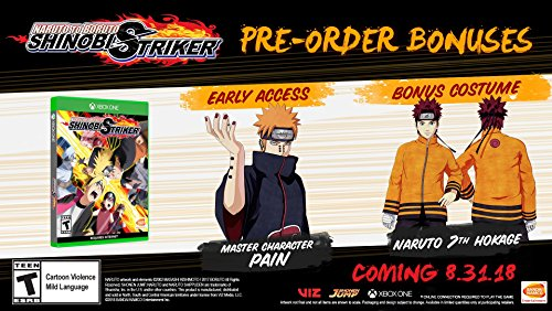 Naruto to Boruto: Shinobi Striker XboxOne