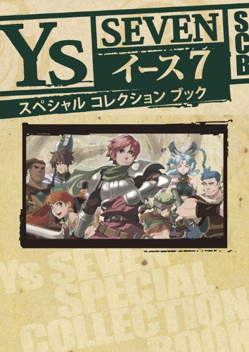 Image 1 for Ys Seven Special Collection Book