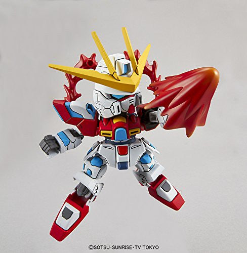 Image 5 for Gundam Build Fighters Try - TBG-011B Try Burning Gundam - SD Gundam EX-Standard 11 (Bandai)