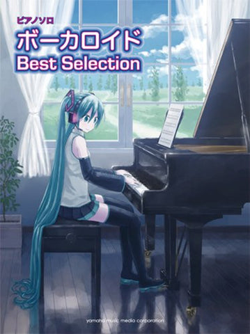 Image for Vocaloid Best Selection   Piano Solo Music Score