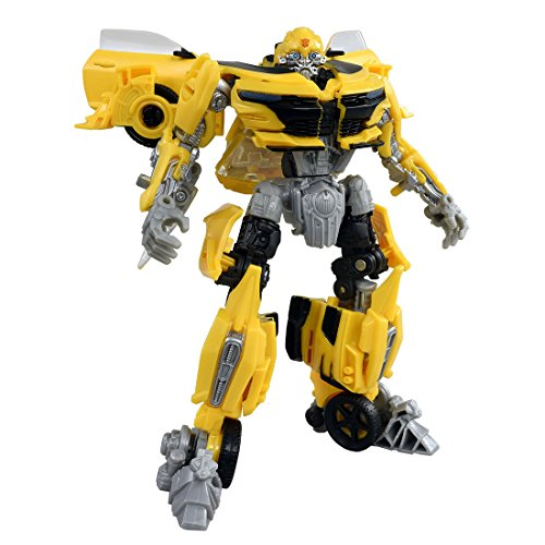 Image 1 for Transformers: The Last Knight - Bumble - Transformers Movie TLK-22 - New Bumblebee (Takara Tomy)