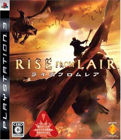 Image for Rise from Lair