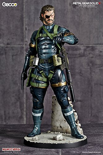 Image 11 for Metal Gear Solid V: Ground Zeroes - Naked Snake - 1/6 (Gecco, Mamegyorai)
