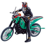 Kamen Rider Black - Mecha Colle - Mecha Collection Kamen Rider Series - Battle Hopper (Bandai) - 1