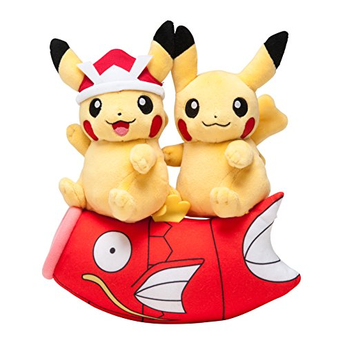 Pocket Monsters - Monthly Pikachu Pair - May
